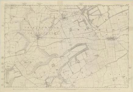 Yorkshire 160 - OS Six-Inch Map
