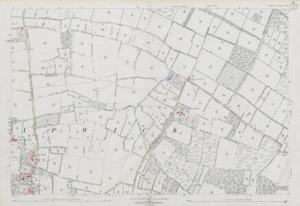 Somerset LI.8 (includes: Ashcott; Shapwick) - 25 Inch Map