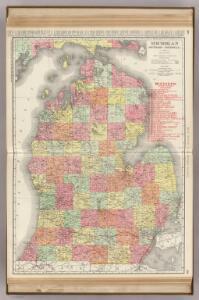 Michigan, Southern Peninsula.