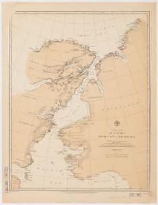 North America polar regions : Baffin Bay to Lincoln Sea showing the most recent discoveries including those of U.S.S. Polaris Expedition in 1871-2, under Captain C.F. Hall, British Arctic Expedition in 1875-6, under Captain G.S. Nares, R.N., The Lady Franklin Bay Expedition in 1881-4, under Lieutenant A.W. Greely, U.S.A