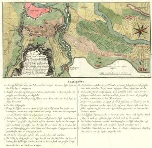 Eigentliche Vorstellung der Schlacht u. Gegend bey St. Iacob vor Basel