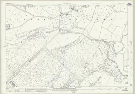 Dorset XLIII.10 (includes: Lytchett Matravers; Lytchett Minster; Wareham St Martin) - 25 Inch Map