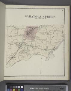 Saratoga Springs [Township]