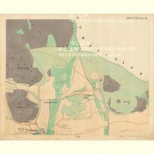 Weichseln - c8980-1-010 - Kaiserpflichtexemplar der Landkarten des stabilen Katasters