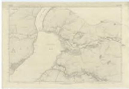 Inverness-shire (Mainland), Sheet XLVII & Sheet XLVIIA - OS 6 Inch map