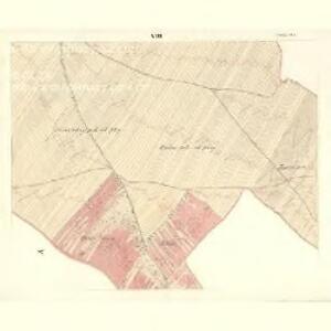 Petrau - m2261-1-007 - Kaiserpflichtexemplar der Landkarten des stabilen Katasters