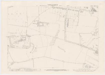 London XVI.54 - OS London Town Plan
