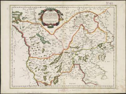 Senones: Evesché d'Auxerre : Comté et Ballge d'Auxerre : Eslectons. De Clamecy, de Gien, de la Charité, et de Vezelay