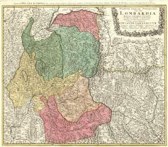 Statvvm Italiae Svperioris vulgo olim Lombardia
