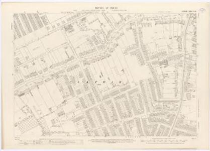 London XI.71 - OS London Town Plan