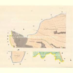 Schmole - m3617-1-001 - Kaiserpflichtexemplar der Landkarten des stabilen Katasters
