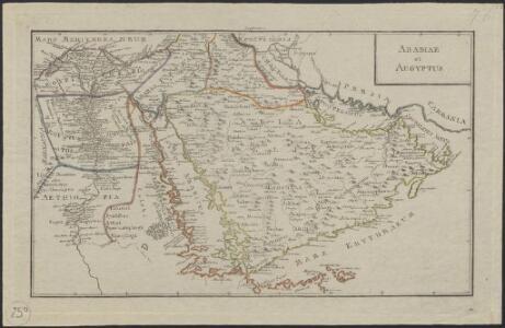 Schul-Atlas für die alte Erdbeschreibung : zur allgemeinen Schul-encyclopädie gehörig