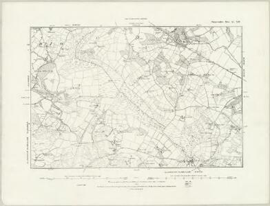 Caernarvonshire XL.SW - OS Six-Inch Map