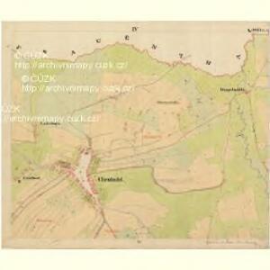 Chrobold - c2651-1-005 - Kaiserpflichtexemplar der Landkarten des stabilen Katasters