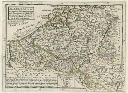 Flanders or the Austrian Netherlands