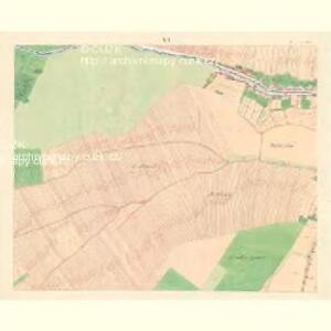 Kunowitz (Kunowice) - m1435-1-010 - Kaiserpflichtexemplar der Landkarten des stabilen Katasters