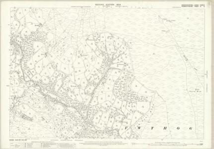 Monmouthshire III.2 (includes: Crucornau Fawr; Partrishow) - 25 Inch Map