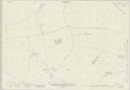 Gloucestershire XXVIII.11 (includes: Aston Blank; Naunton; Notgrove) - 25 Inch Map