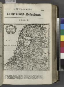 Holland and the other provinces of the United Netherlands.