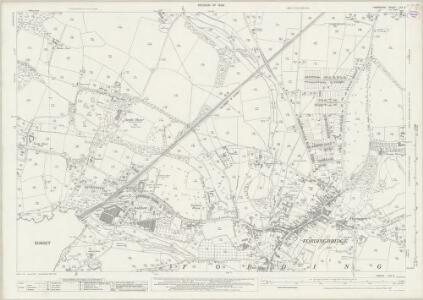 Hampshire and Isle of Wight LXII.3 (includes: Alderholt; Fordingbridge; Rockbourne) - 25 Inch Map