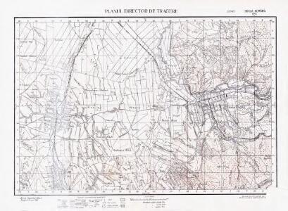Lambert-Cholesky sheet 1954 (Bocşa Română)