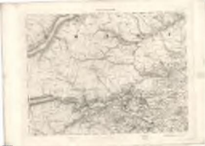 Crieff - OS One-Inch map
