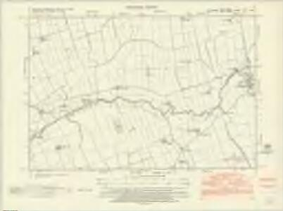Yorkshire CVIII.NW - OS Six-Inch Map