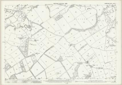 Cumberland LXXVIII.11 (includes: Gosforth) - 25 Inch Map