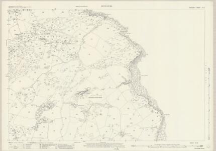 Anglesey III.12 (includes: Llaneilian) - 25 Inch Map