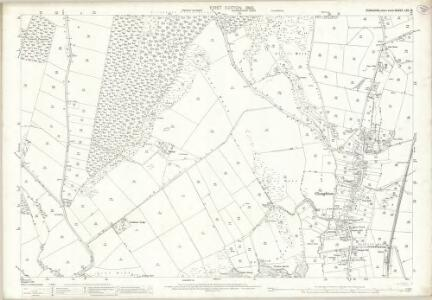 Yorkshire LXII.15 (includes: Burniston; Cloughton; Harwood Dale) - 25 Inch Map