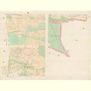 Straschowitz (Stražowitz) - c7411-1-001 - Kaiserpflichtexemplar der Landkarten des stabilen Katasters
