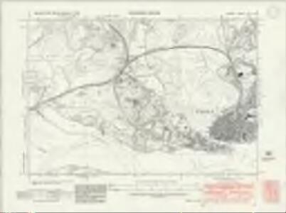 Dorset XLIII.SE - OS Six-Inch Map
