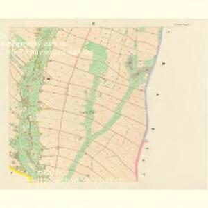 Ober-Lipka (Horny-Lipka) - c2089-1-004 - Kaiserpflichtexemplar der Landkarten des stabilen Katasters