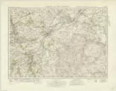 Kelso  & The Cheviot (81) - OS One-Inch map