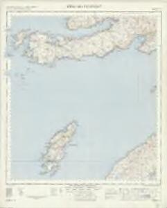 Iona and Colonsay - OS One-Inch Map