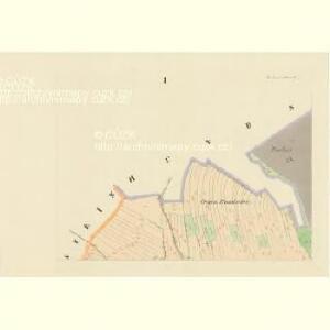 Koschowitz - c3395-1-001 - Kaiserpflichtexemplar der Landkarten des stabilen Katasters