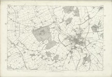 Hertfordshire XXXIII - OS Six-Inch Map