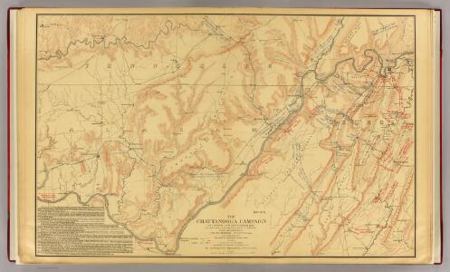 Chattanooga Campaign.