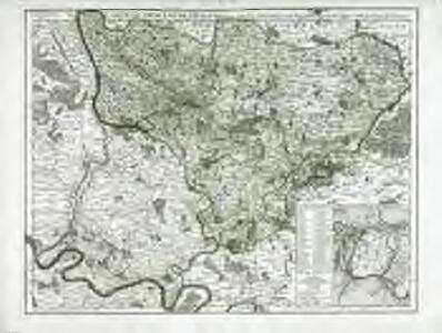 Carte du diocese de Beauvais