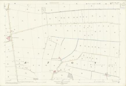 Lincolnshire VI.14 (includes: Winteringham; Winterton) - 25 Inch Map