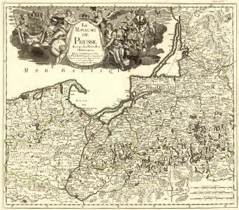 Le Royaume de Prusse