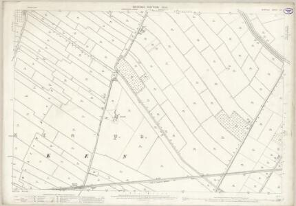 Norfolk LVI.1 (includes: Marshland St James; Walpole St Peter; Walsoken; West Walton) - 25 Inch Map