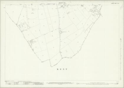 London (1915- Numbered sheets) XIV.3 (includes: Borough Of Woolwich; Chislehurst and Sidcup) - 25 Inch Map