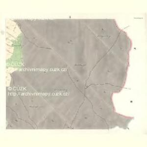 Raase - m2573-1-009 - Kaiserpflichtexemplar der Landkarten des stabilen Katasters