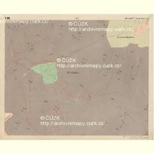 Haid - c9266-1-008 - Kaiserpflichtexemplar der Landkarten des stabilen Katasters
