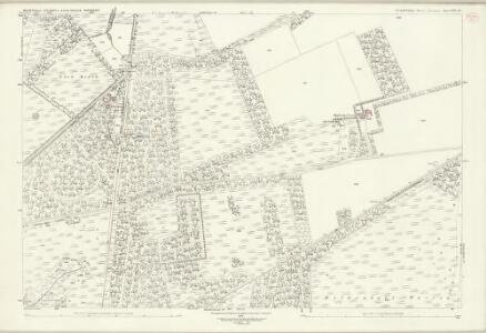 Suffolk XXI.10 (includes: Eriswell; Mildenhall) - 25 Inch Map