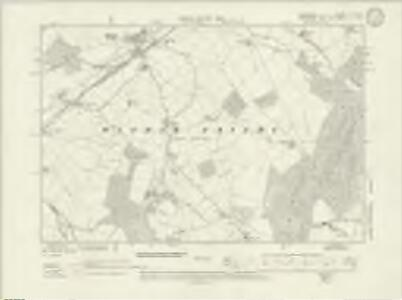 Somerset LV.NW - OS Six-Inch Map