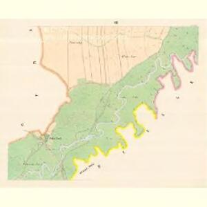 Stauding (Studenka) - m2931-1-008 - Kaiserpflichtexemplar der Landkarten des stabilen Katasters