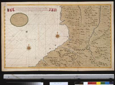Een gedeelte van de Zuijd-Zee van P. de Pinas tot C. de St. Francisco vertoonende t Gouvernement van Popajan int groodt