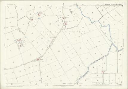 Yorkshire CCXXIII.6 (includes: Gilberdyke; Holme Upon Spalding Moor; Spaldington) - 25 Inch Map